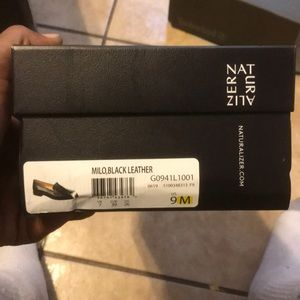 Naturalizer Shoes - All black shoes